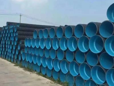 泉州雙壁波紋排水管