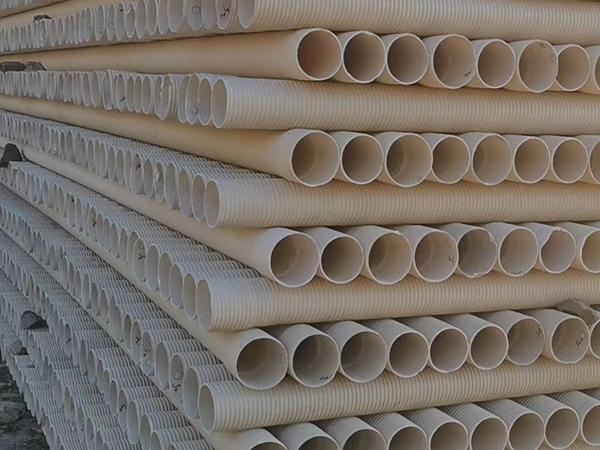 廈門雙壁波紋排水管