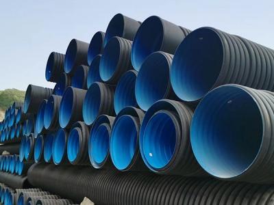 龍巖雙壁波紋排水管