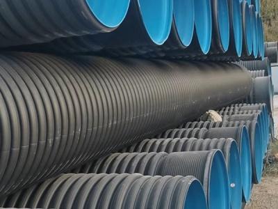 漳州雙壁波紋排水管