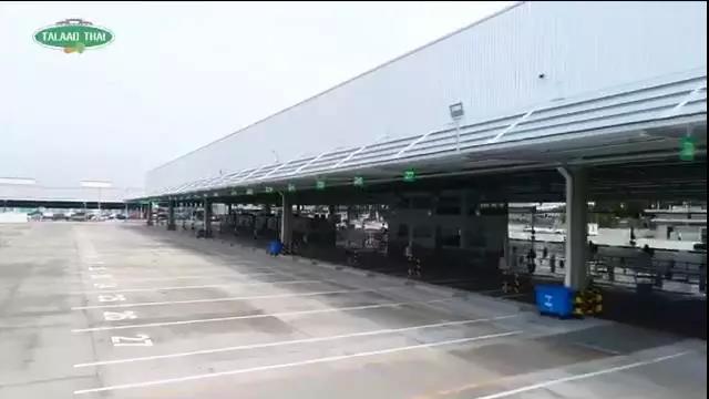 泰國最大的生鮮果蔬批發市場應用柯爾柏方案,升級現代化物流管理體系