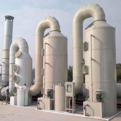 廢氣處理設備運作影響因素有什么