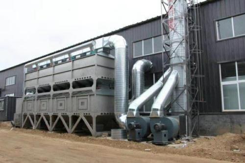 催化燃燒設備在使用中應注意的幾點...
