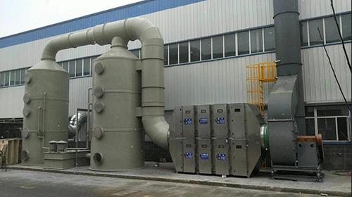 分析廢氣處理設備需求量加大的原因