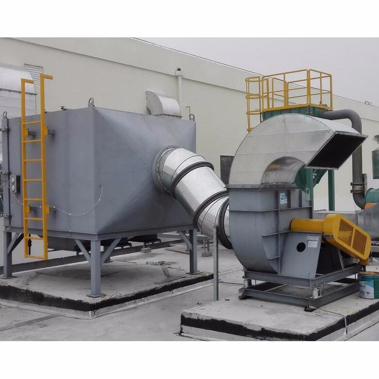 廢氣處理設備常見的廢氣處理方法有...
