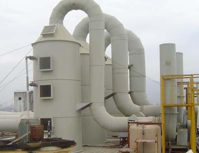 有機廢氣處理技術熱破壞法