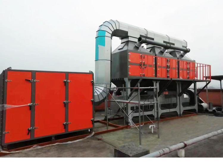 催化燃燒中催化劑原理及常見問題