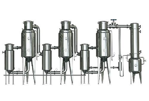 SJN3系列三效外循環濃縮器
