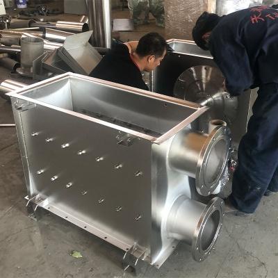 不銹鋼系統管鏈機