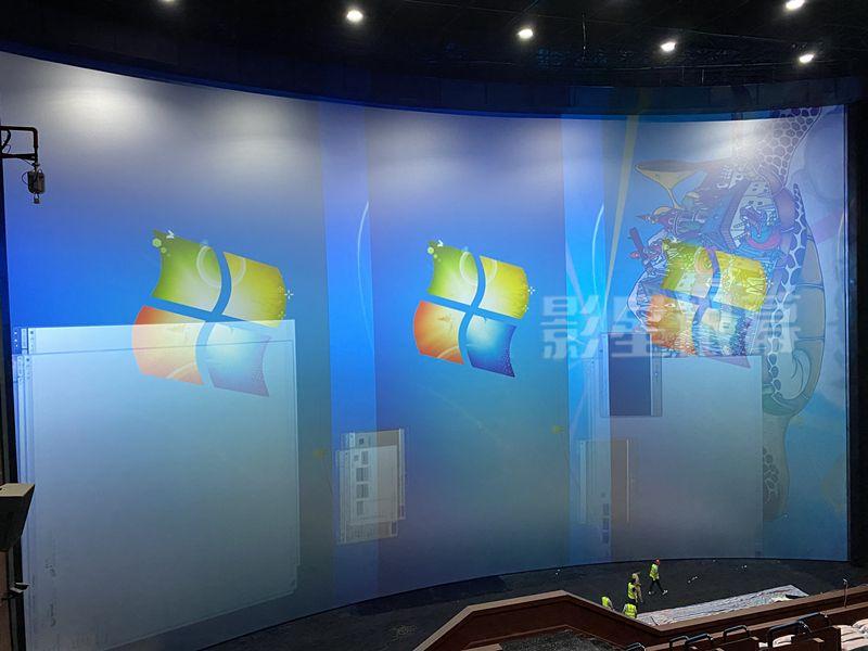 贛州41mX25m千平超級巨幕