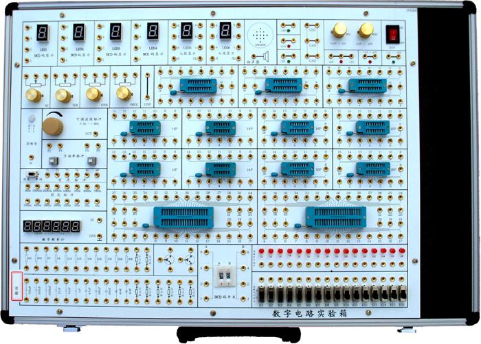 JY-SD6型数字电路实验箱