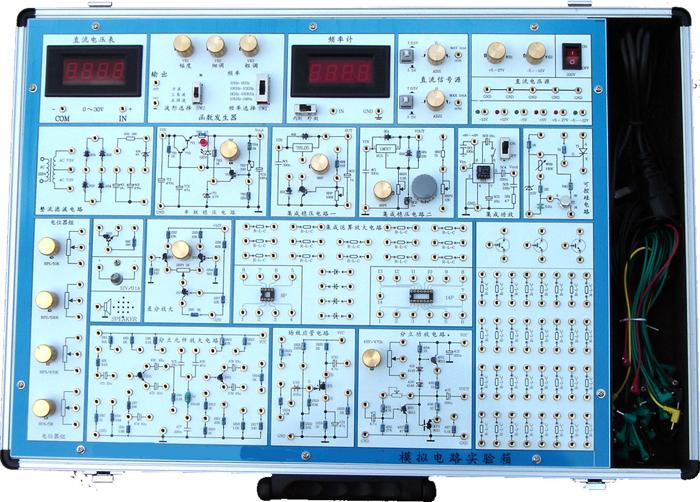 JY-A6模拟电路实验箱