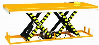 Fixed lifting platform