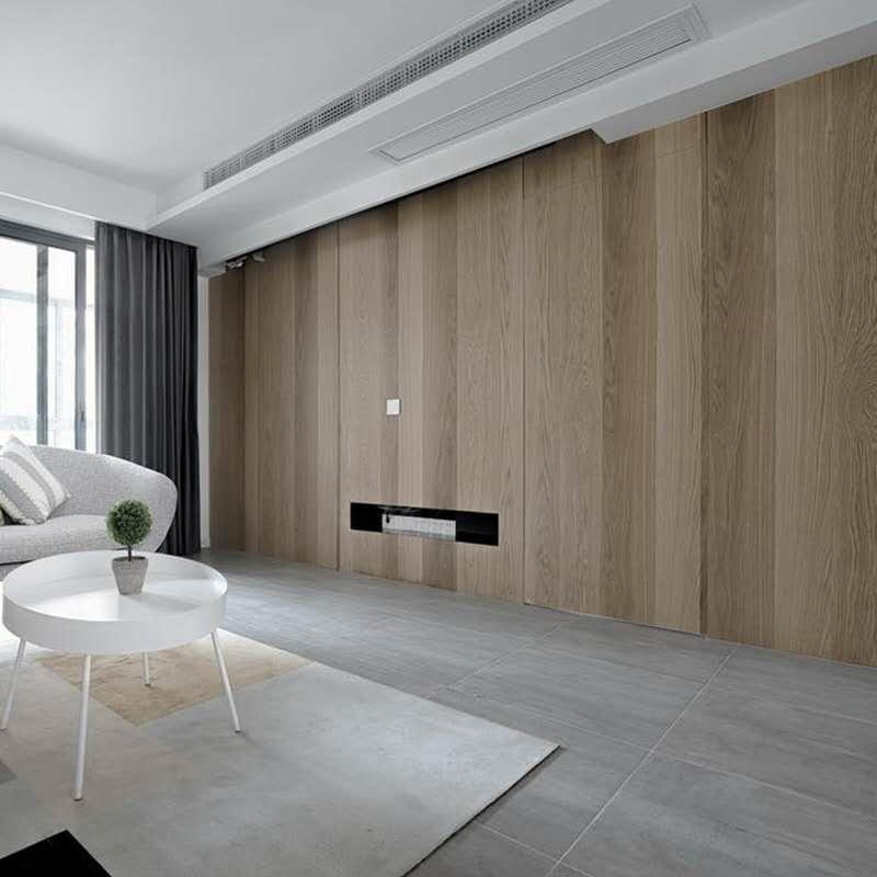 木飾面墻板