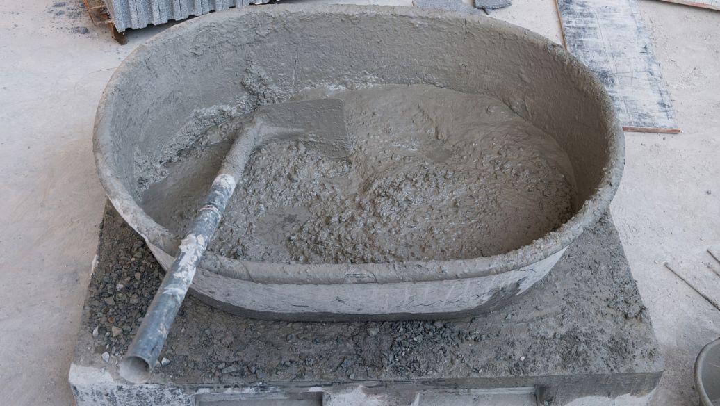 施工現場混凝土灌漿料強度的對比