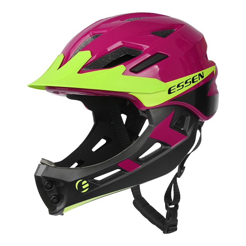 ESSEN Children's full helmet KDHE01 patented product