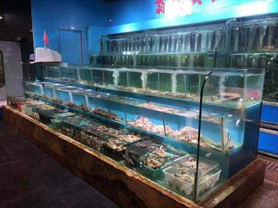 海鮮池系統