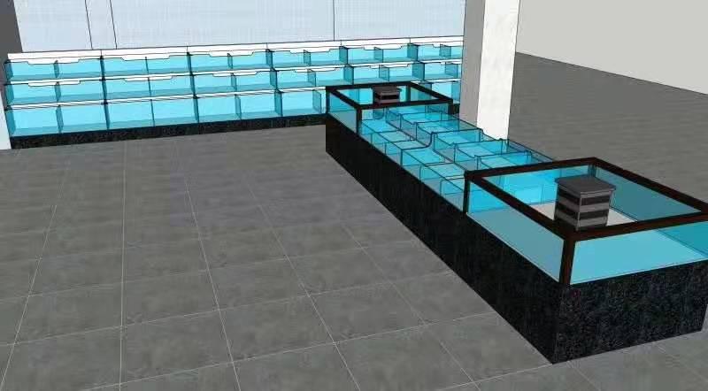飯店海鮮池定制