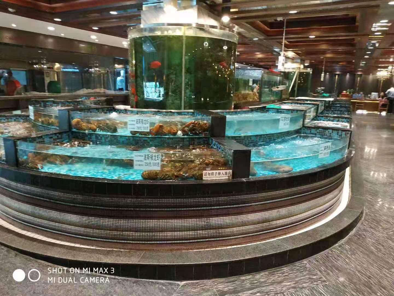 飯店海鮮池定做