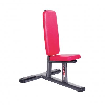 LK-9043-靠背式哑铃训练椅