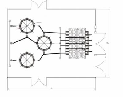 高電壓並聯電容器裝置