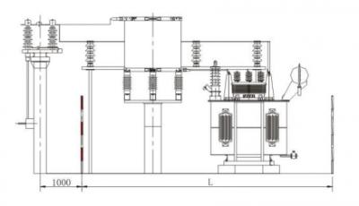 集合式高電壓並聯電容器裝置(相電壓縱差保護)
