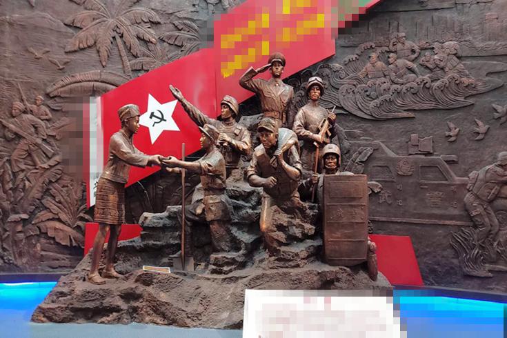 軍事題材雕塑