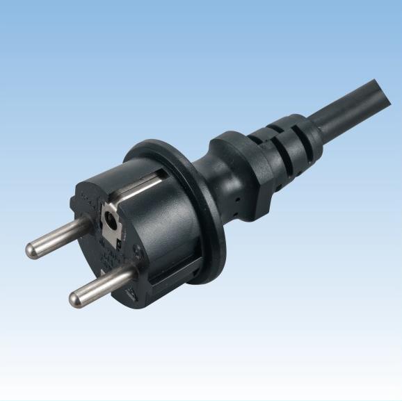 歐洲標準插頭QL-304