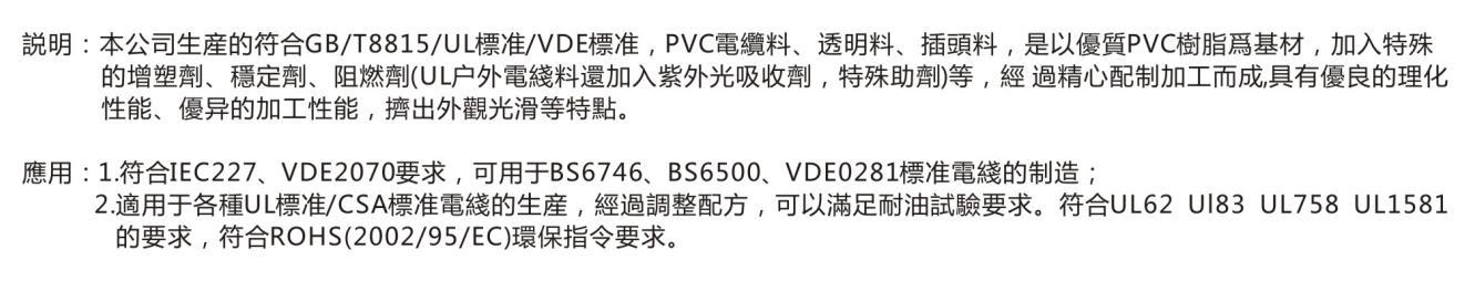 PVC電纜膠粒