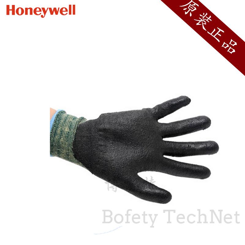 正品霍尼韦尔2232523cn 高性能复合材料pu涂层厚实耐磨工作手套