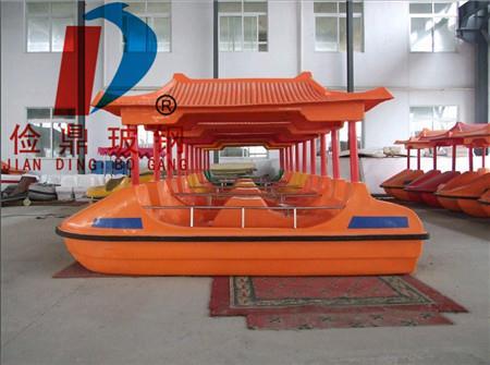 四人脚踏船(小画舫)
