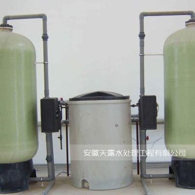 100吨软化水设备