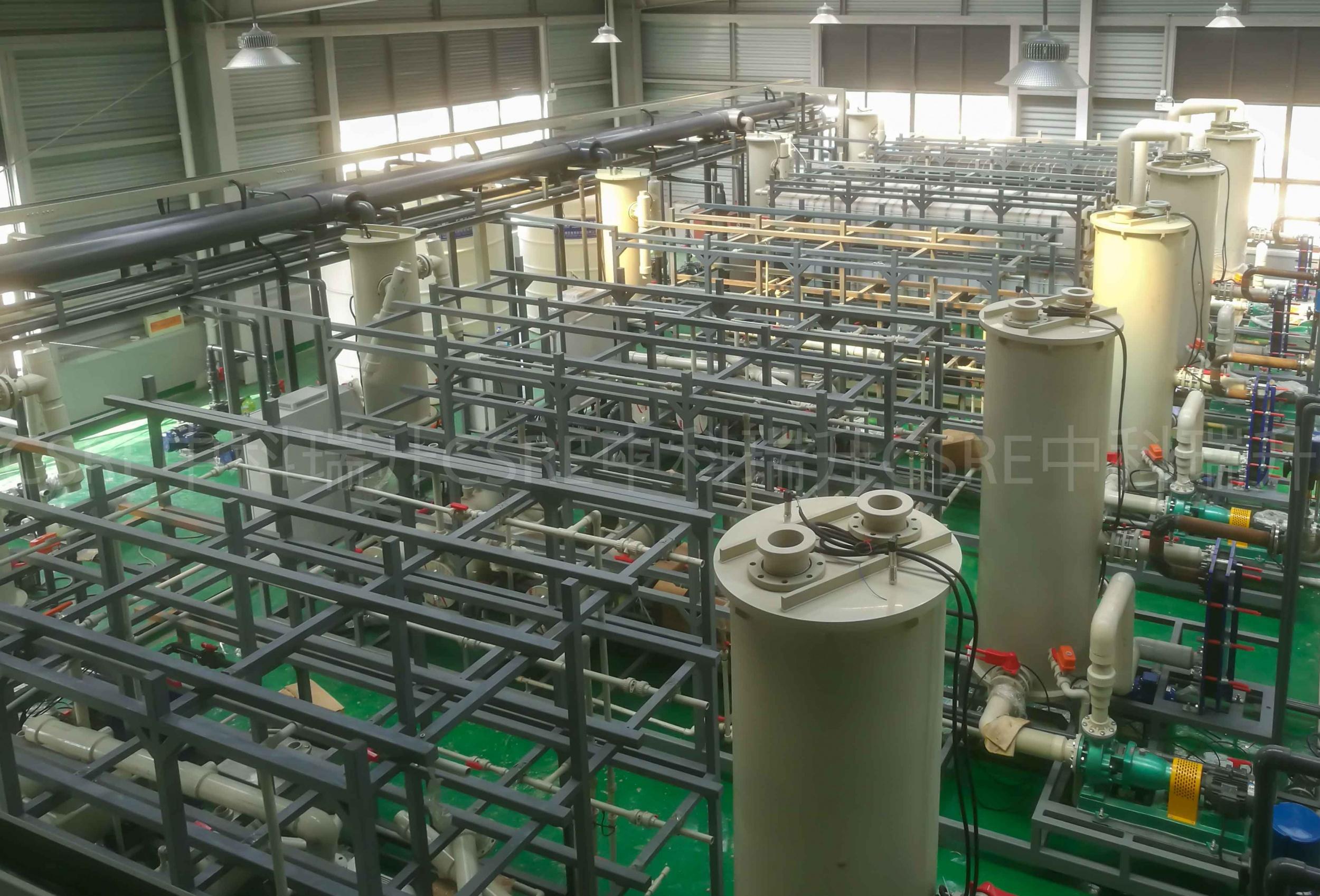 膜蒸餾技術應用:垃圾滲瀝液零排放...