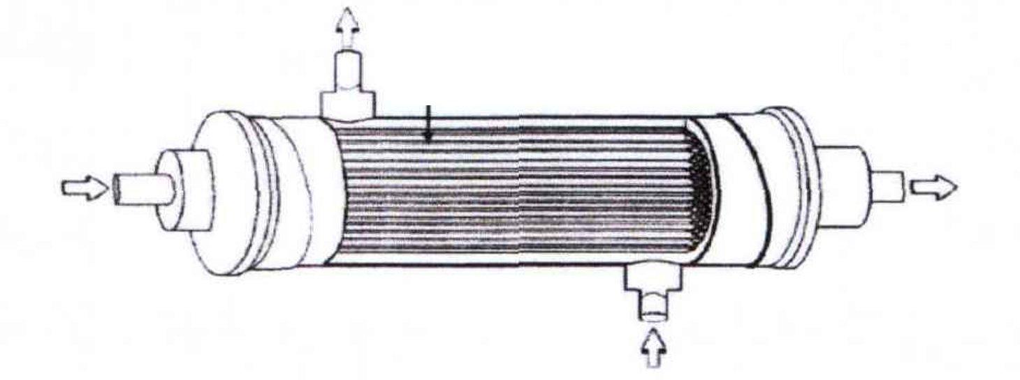 管式膜蒸馏与平板膜蒸馏