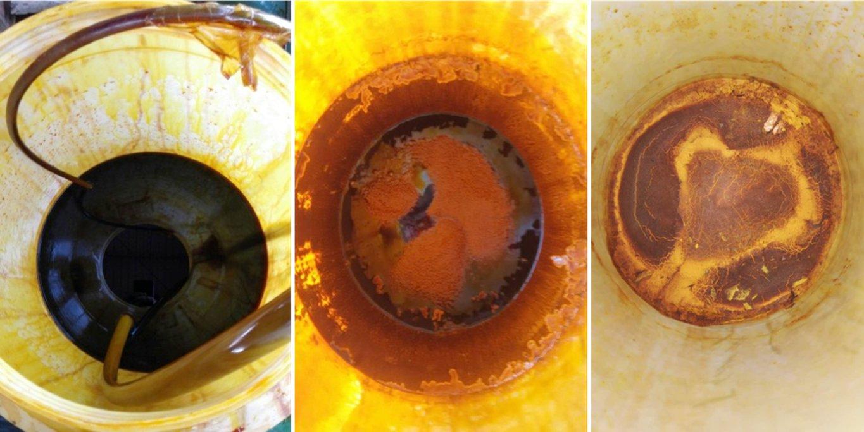 膜蒸餾對鹽酸的濃縮