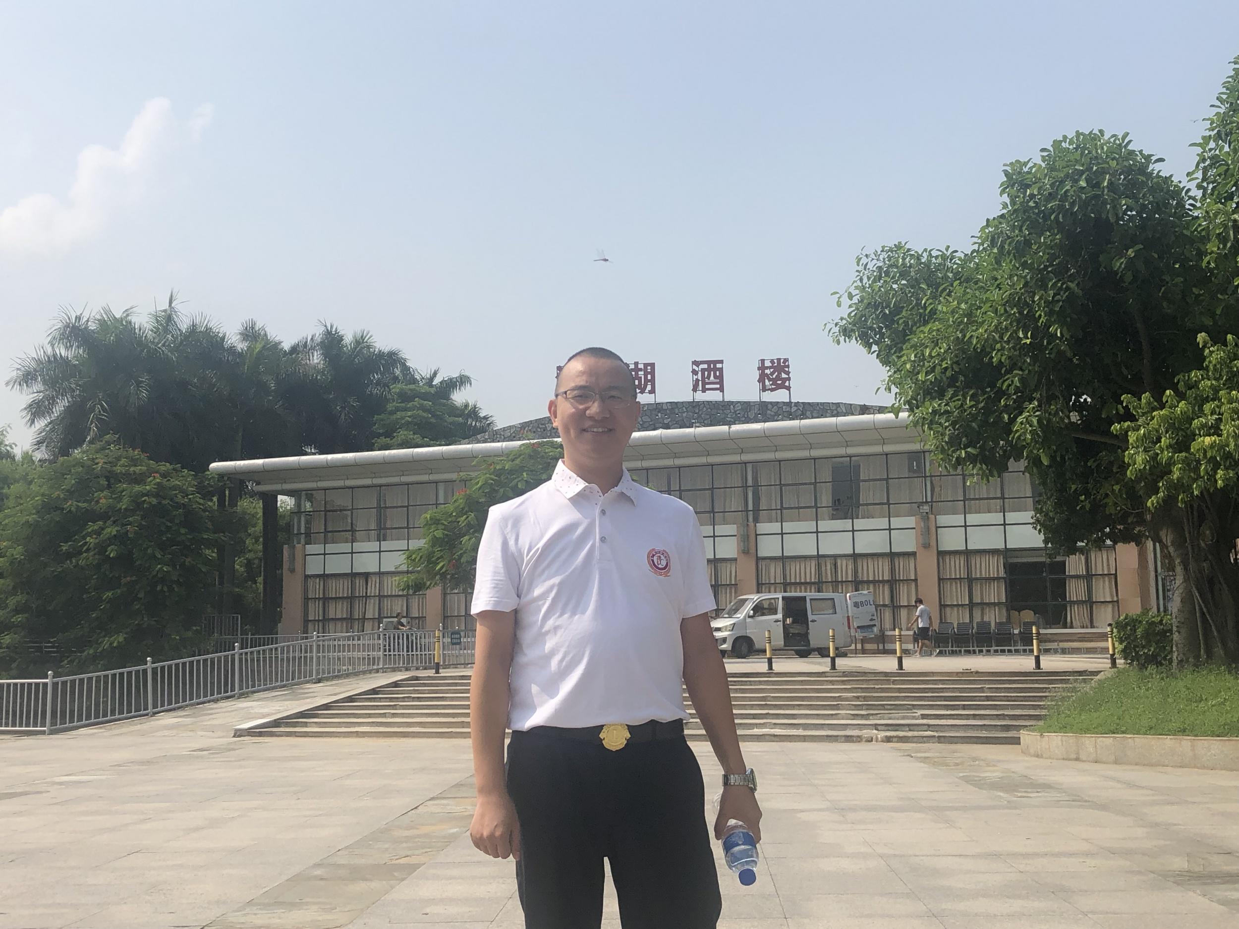 佛山仪陇商会庆祝2019年中秋节活动现场
