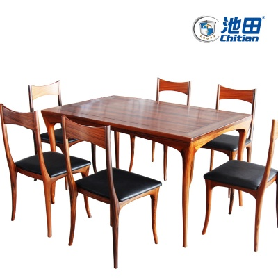 意式1号餐桌