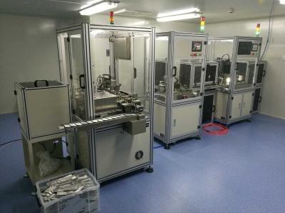 檢測卡全自動生產組裝設備2