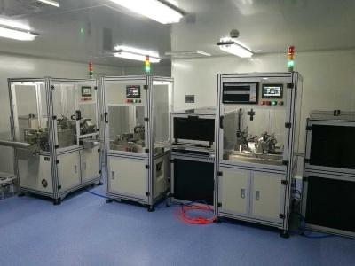 檢測卡全自動生產組裝設備3