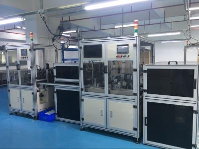 檢測卡全自動生產組裝設備4