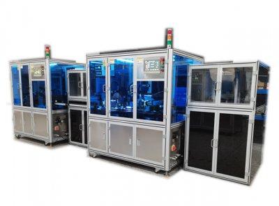 檢測卡全自動生產組裝設備振動盤型