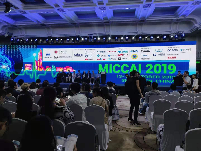 医准智能亮相MICCAI 2019,以持续创新打造AI医疗影像新趋势