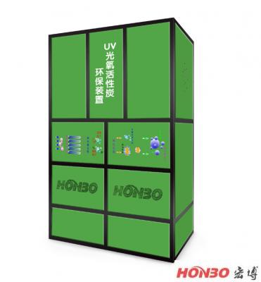 简易型UV光氧活性炭环保(HB-UV-1000A)