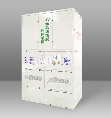 简易型UV光氧澳门大三巴游戏官方网站环保(HB-UV-1000A)