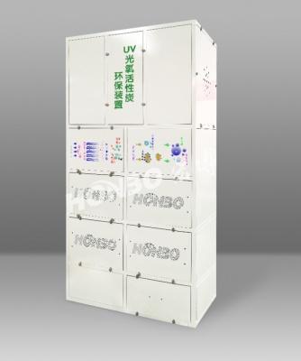 标准型UV光氧活性炭环保装置(HB-UV-2000A)