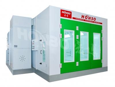 水溶性喷烤漆房HB-A04