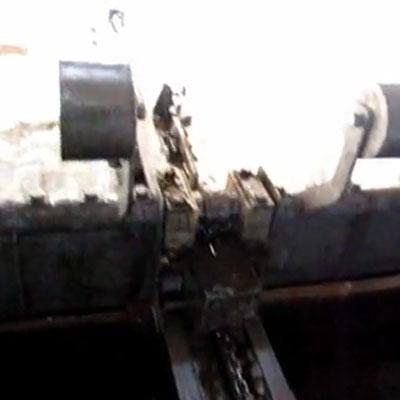 单轨链式刮泥机
