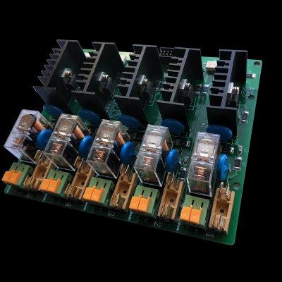 集成式5路固态模块