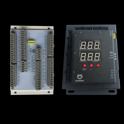 25x2路烤箱用温控系统