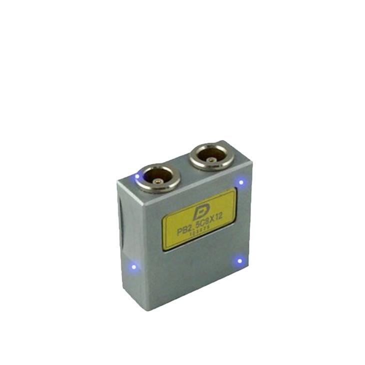 應用超聲波探傷儀檢測復合絕緣子的...